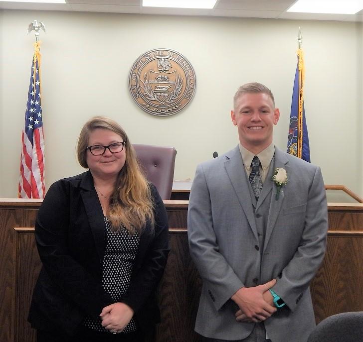 Attorneys Barnett and Kranz